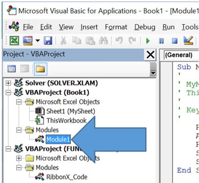 Intro to Excel VBA Subroutines | EngineerExcel