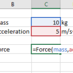 Combine UDF's and Named Cells to Boost Efficiency in Excel
