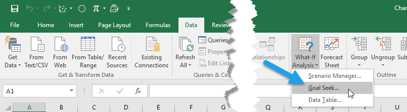 Numerical Iteration In Excel With Goal Seek Engineerexcel. Finding The Input Value To Achieve A Target Result. Worksheet. Worksheet Goalseek Vba At Mspartners.co
